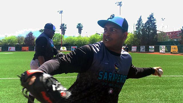 Beisbol, LMB: Kelvin Marte, ilusionado con debutar en Liga Mexicana de Beisbol