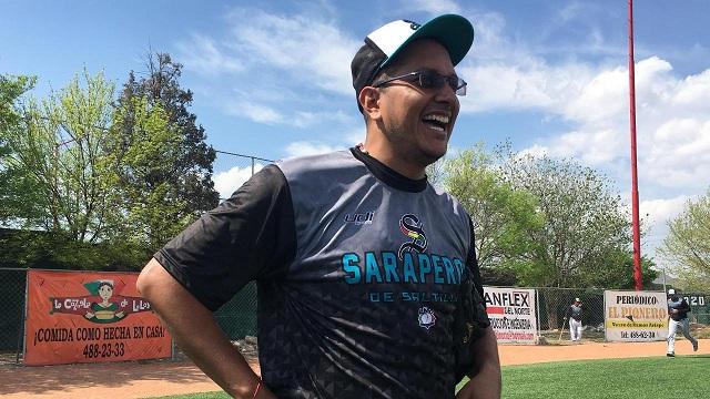 Beisbol, LMB: Santiago Gutiérrez quiere sacarse la espina con Saraperos