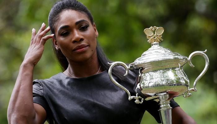 Tenis: Serena Willliams obtiene el premio Laureus