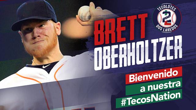 Beisbol, LMB: Oberholtzer y Angulo llegan a Tecolotes