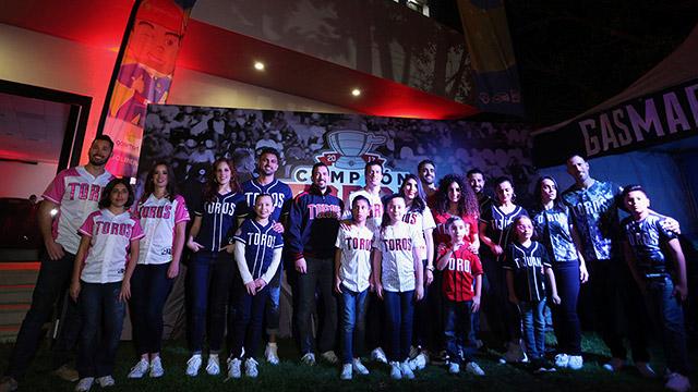 Beisbol, LMB: Toros presentó su indumentaria 2018