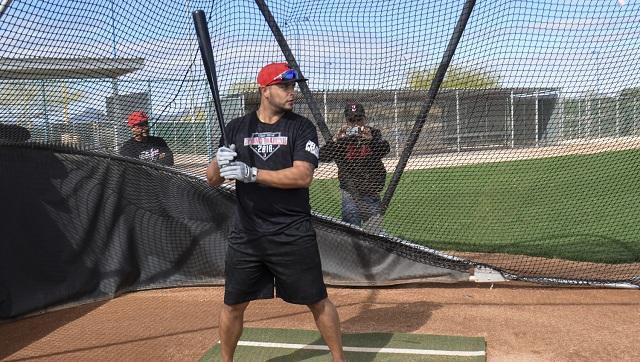 Beisbol, LMB: Carlos Rivero reportó al entrenamiento de Toros de Tijuana