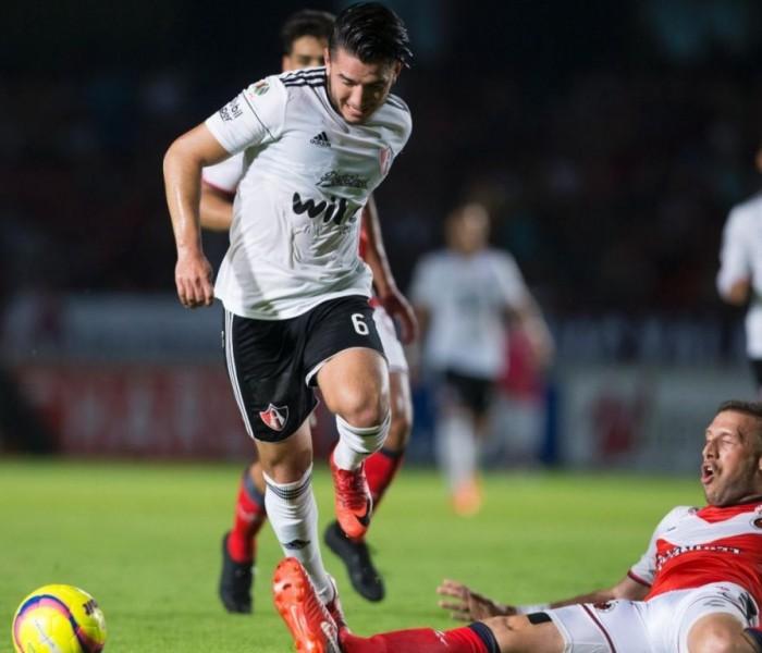 Fútbol: Atlas sigue vivo en la Copa MX, alcanzó los octavos de final