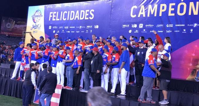 Beisbol, CBPC: Criollos de Caguas se corona en la Serie del Caribe y logran el Bicampeonato