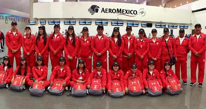 Beisbol, FEMEBE: Selección Femenil de Beisbol debuta en Santo Domingo