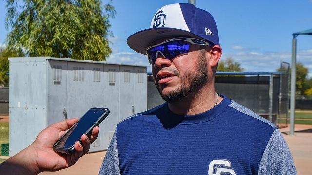 Beisbol, LMB: Se estrena Amézaga como instructor de Padres de San Diego