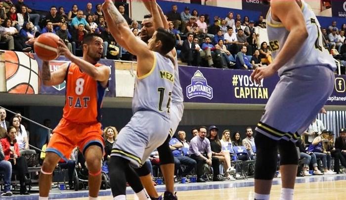 LNBP, Baloncesto: Correcaminos sorprende a Capitanes