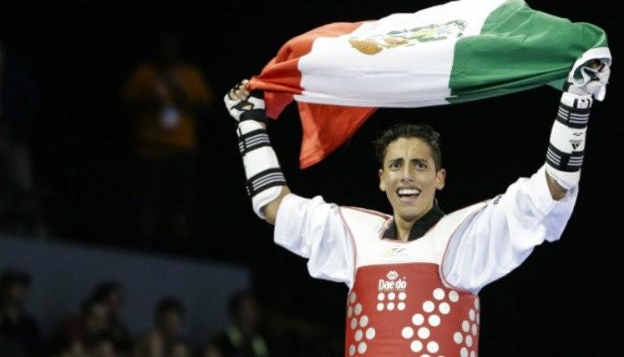 Taekwondo:  Carlos Navarro busca crecer en su división