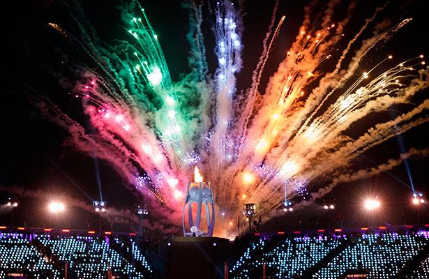 Juegos Olímpicos: Un gran éxito la inauguración de los Juegos Paralímpicos