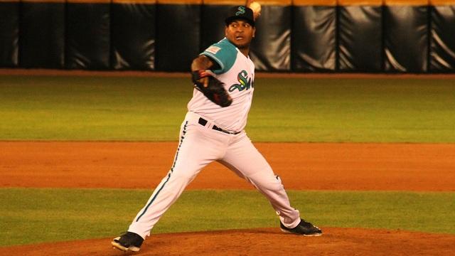 Beisbol, LMB: Kelvin Marte y Saraperos vencieron a Tecolotes en el inicio de la serie