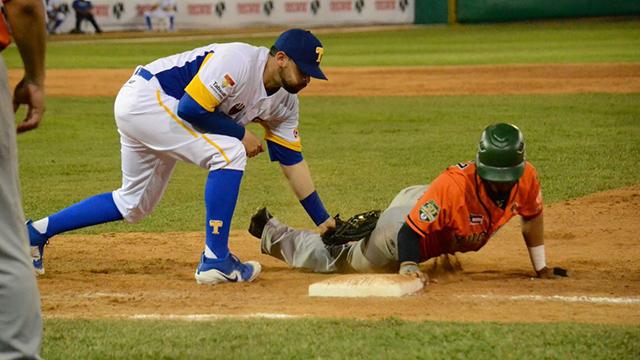 Beisbol, LMB: Triunfo y serie para los Leones en Tabasco