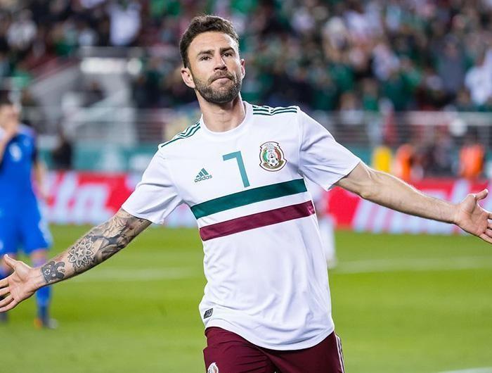Fútbol: México fue contundente para vencer a Islandia