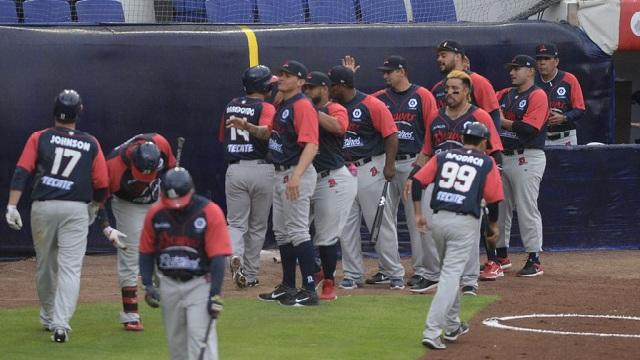 Beisbol, LMB: Bravos se llevó el primero de la serie en duelo de batazos en Puebla