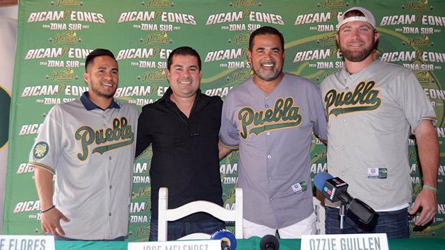 Beisbol, LMB: Pericos de Puebla, asesorado por Ozzie Guillén