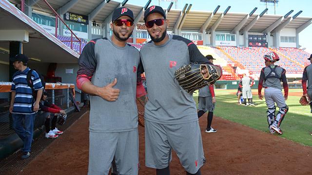 Beisbol, LMB: Querales y Márquez, con corazón mexicano