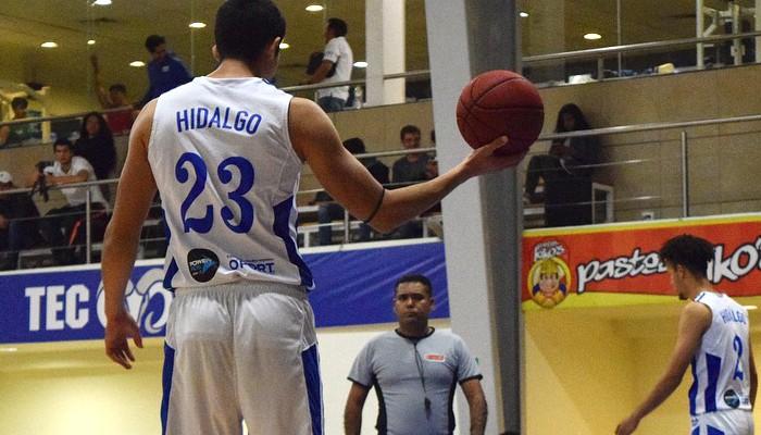 ABE, Baloncesto: TEC Hidalgo entra a los ochos grandes