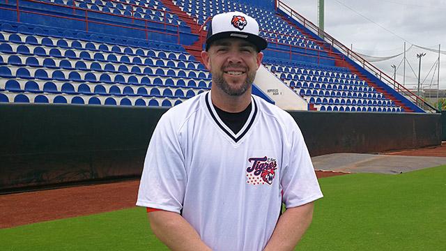 Beisbol, LMB: Derrick Loop ya entrena en Cancún