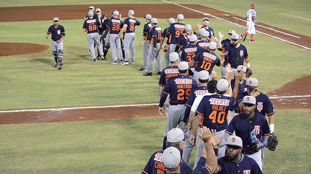 Beisbol, LMB: Tigres se lleva apretado duelo en Campeche