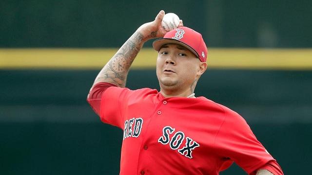 Beisbol, MLB: Héctor Velázquez con posibilidades de iniciar con Boston