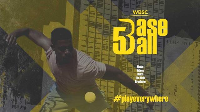 Beisbol, WBSC: La WBSC presentó las Reglas Oficiales, video y plataforma del Beisbol5