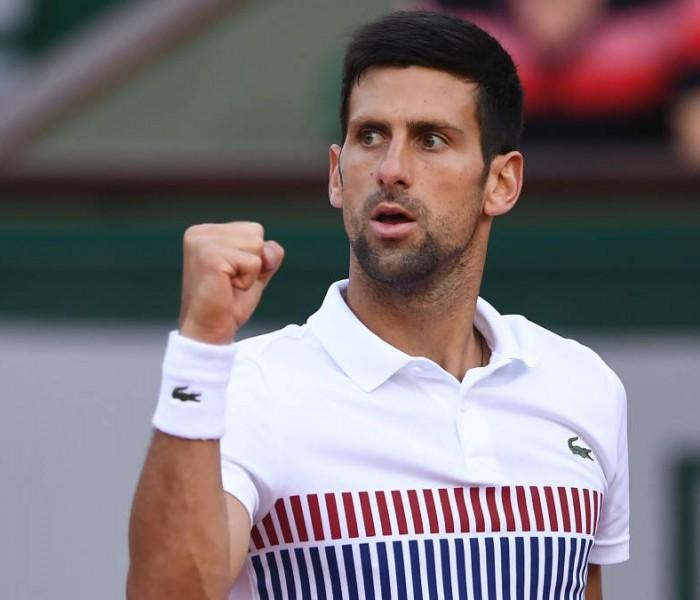 Tenis: Djokovic sigue su rehabilitación en Miami