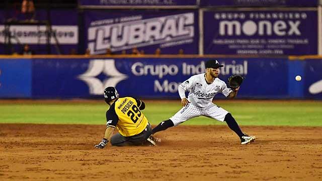 Beisbol, LMB: Rieleros se adelanta en la serie ante Monclova