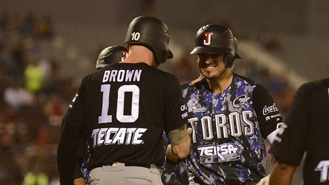 Beisbol, LMB: Grand Slam de Cantú y Toros se llevó el triunfo
