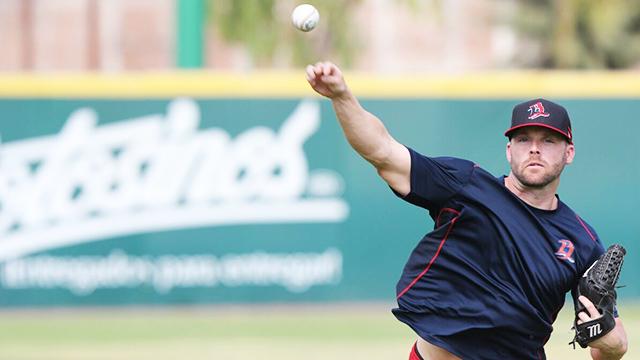 Beisbol, LMB: Se une Brandon Cunniff a las filas de Bravos