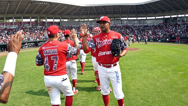 Beisbol, LMB: Diablos Rojos completó la barrida sobre Tigres