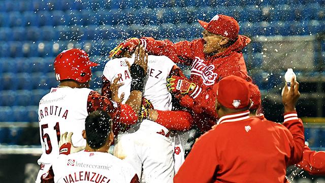 Beisbol, LMB: Diablos Rojos ganó en la novena entrada a Saltillo