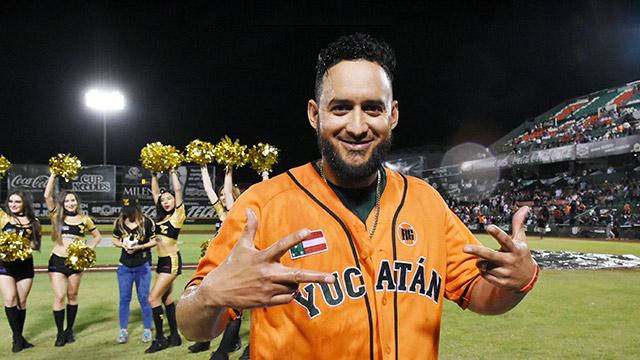 Beisbol, LMB: Sólida noche de Negrín en el Kukulcán