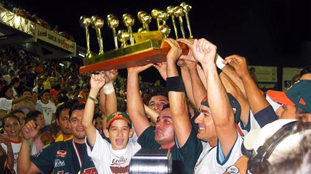 Beisbol, LMB: Leones de Yucatán cumplen 50 Temporadas en la Liga Mexicana de Beisbol