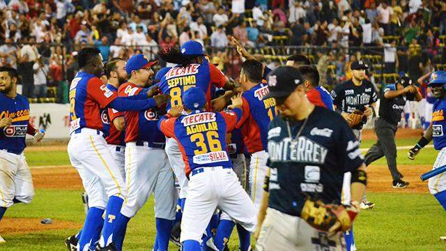 Beisbol, LMB: Olmecas se lleva la serie contra Sultanes