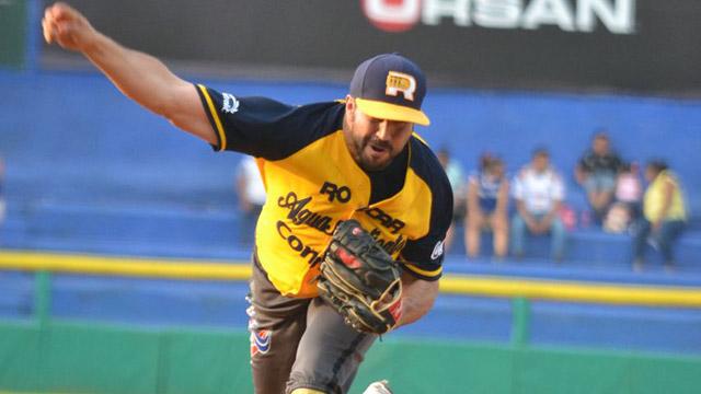 Beisbol, LMB: Luce Trujillo en blanqueada de Rieleros