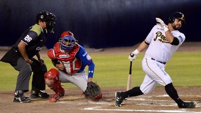 Beisbol, LMB: Generales vino de atrás y le sacó a Pericos el primero de la serie