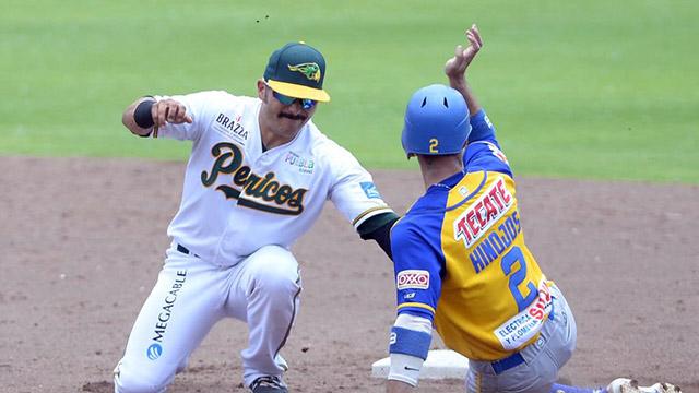 Beisbol, LMB: Pericos y Olmecas dividieron triunfos en doble cartelera