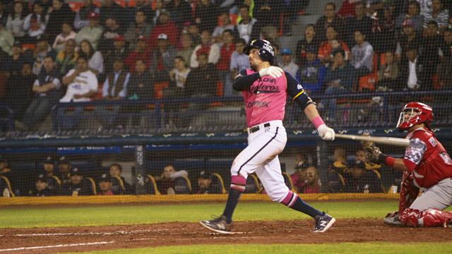 Beisbol, LMB: José Vargas deja tendidos en el terreno a Diablos