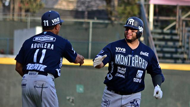 Beisbol, LMB: Ricky ÁLvarez comandó el triunfo de Sultanes