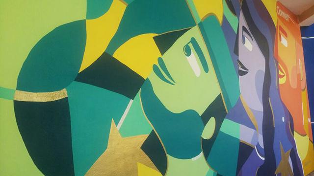 Beisbol, LMB: Rieleros presentará un mural en el Estadio Alberto Romo Chávez