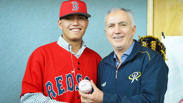 Beisbol, LMB, MLB: Aldo Ramírez firmó con Medias Rojas de Boston