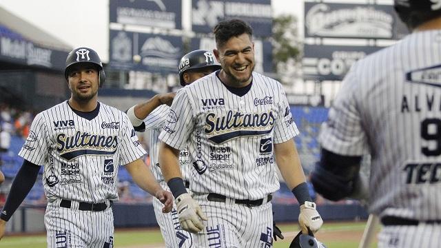 Beisbol, LMB: Sultanes gana con carrera en la novena a Bravos