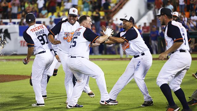 Beisbol, LMB: Dramático triunfo de Tigres sobre Acereros