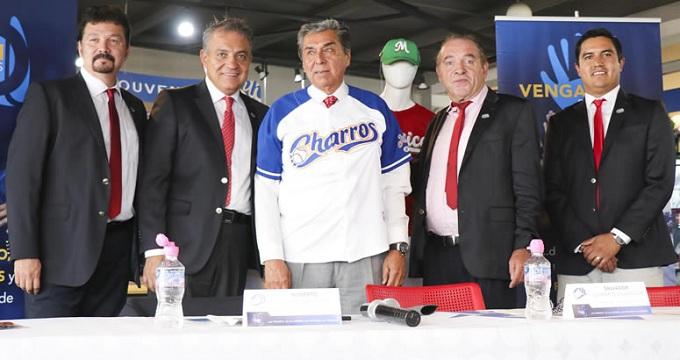 Beisbol, LMP: Roberto Castellón, nuevo Vicepresidente de Charros