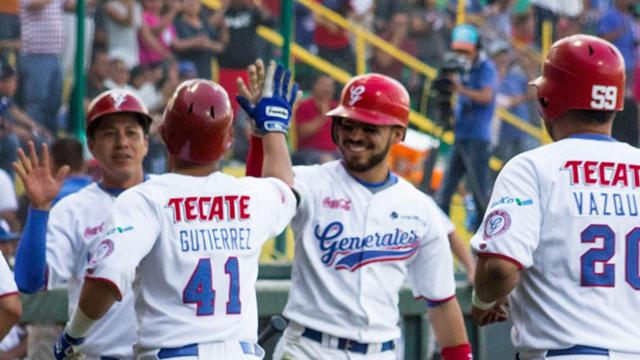 Beisbol, LMB: Con ataque de 27 imparables, Generales apaleó a Algodoneros