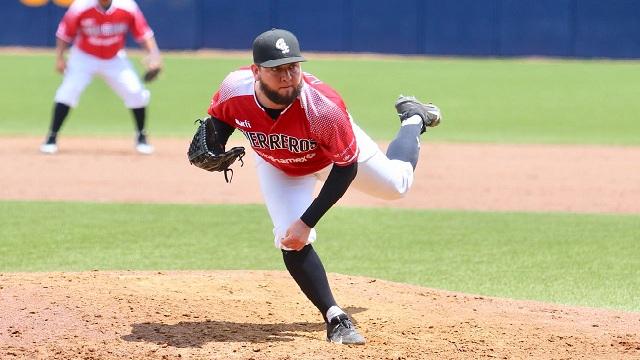 Beisbol, LMB: Ofensiva respalda joya de Irwin Delgado