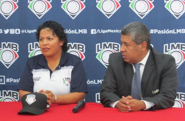Beisbol, LMB: Luz Alicia Gordoa, primera Umpire en Liga Mexicana debutará este martes
