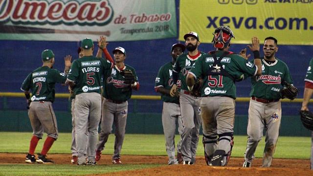 Beisbol, LMB: Piratas se impuso a Tabasco en 11 entradas