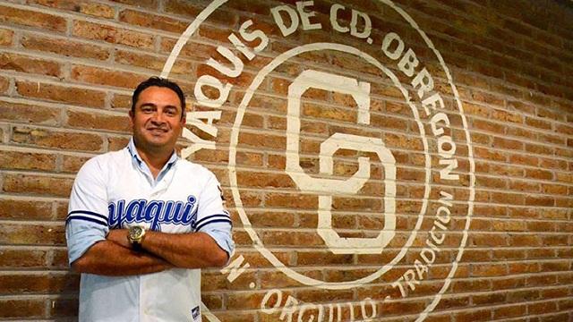 Beisbol, LMP: Oscar Robles es el nuevo manager de Yaquis de Obregón