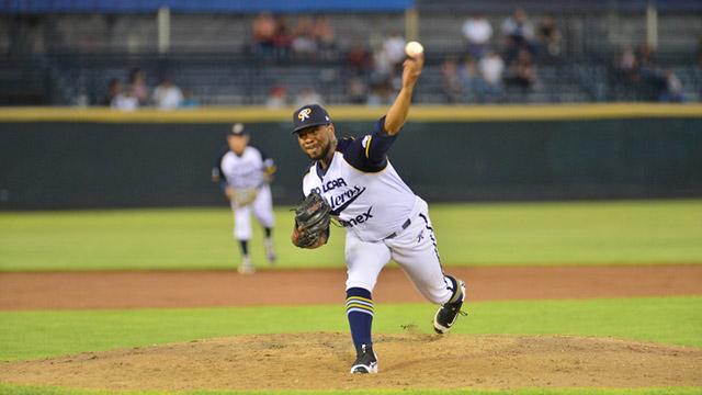Beisbol, LMB: Joya de Merritt da serie a Rieleros