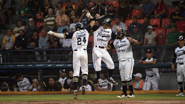 Beisbol, LMB: Rieleros al subliderato norteño tras vencer a Tecolotes